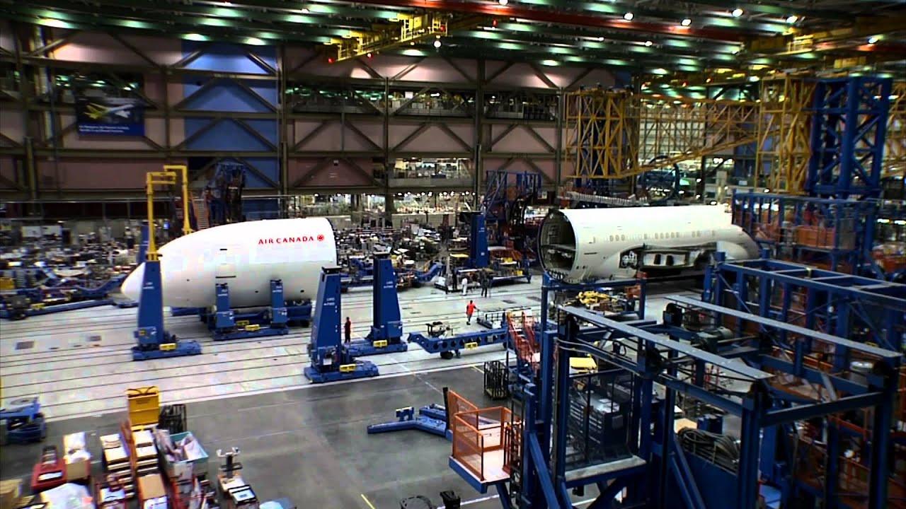 Image result for boeing 787 10 dreamliner assembly