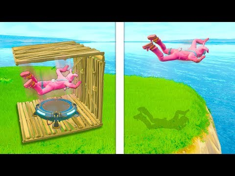 How To Become a SUPERMAN | Fortnite WTF, Troll & Funny Moments #29