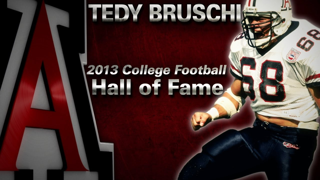 new concept 99eb0 e5340 Former Arizona Football star Tedy Bruschi on the mend after ...