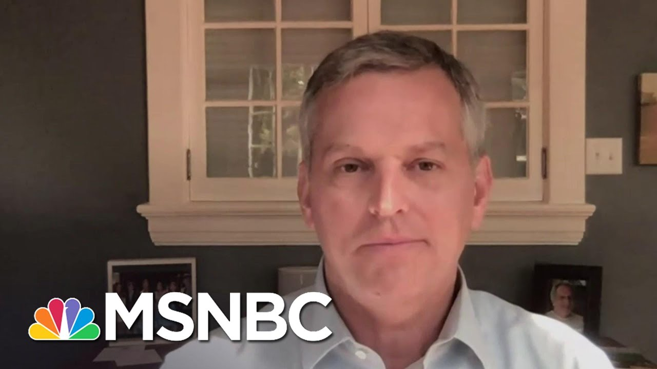 Josh Stein: Trump's Suggestion To Vote Twice Is 'Absolutely Reckless' | Stephanie Ruhle | MSNBC