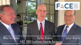 2019 FACE Excellence Awards Winners