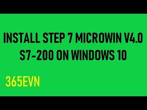 Download STEP7 MicroWin V4.0.9.25 SP9.7z