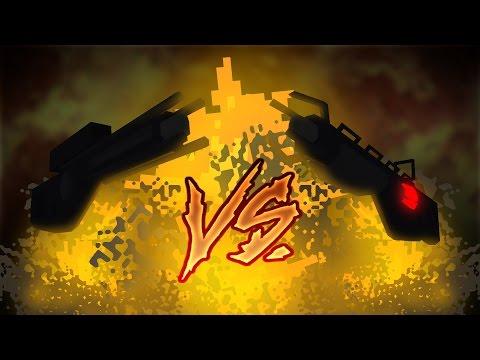 UNTURNED BATTLES: Shadowstalker VS  Shadowstalker Mk II