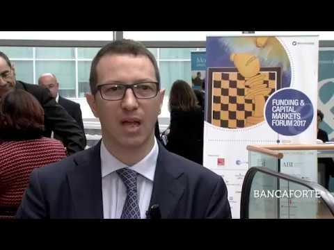 Federico Mella, The Bank of New York Mellon_Funding & Capital Markets Forum 2017