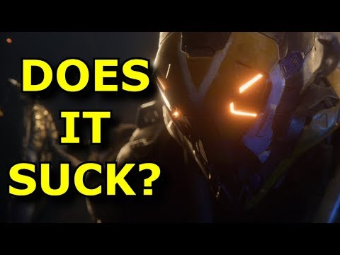 Does Anthem SUCK? (Ps4/Xbox One) - Demo Review