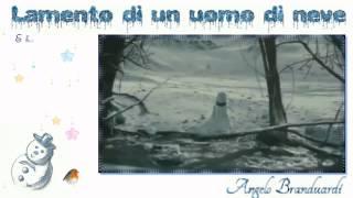 LAMENTO DI UN UOMO DI NEVE - Angelo Branduardi -