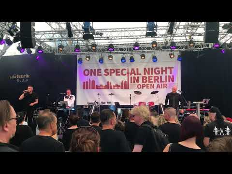 Elegant Machinery. Move. Live in Berlin. 07.07.2018