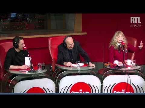Les Grosses Têtes sous le charme d'Arielle Dombasle - RTL - RTL