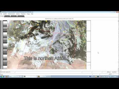 How to take NOAA satellite pictures using RTL-SDR for under 50$