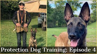 Teaching My Son To Train Protection Dogs Episode 4 | Malinois & Dutch Shepherd