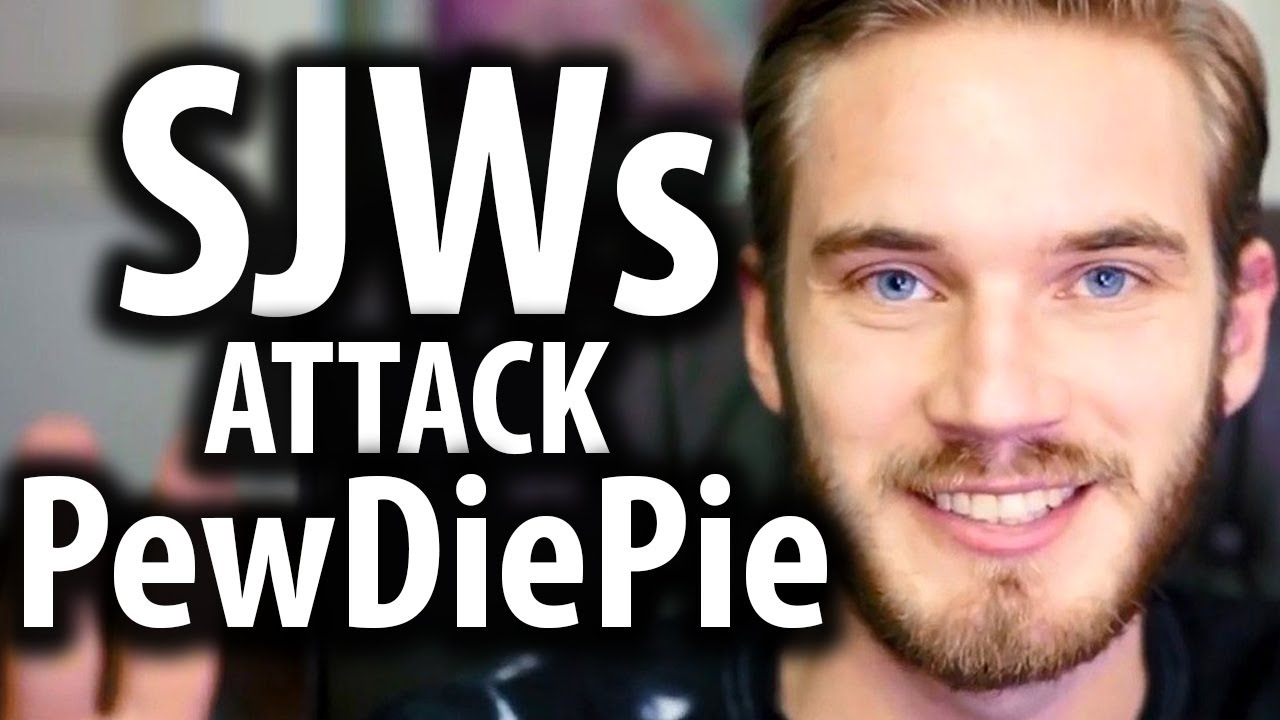 PewDiePie Attacked by SJWs Like Franchesca Ramsey