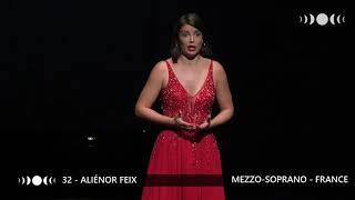 Aliénor FEIX, Mezzo-soprano - Lauréate du Concours international de Chant de Marmande