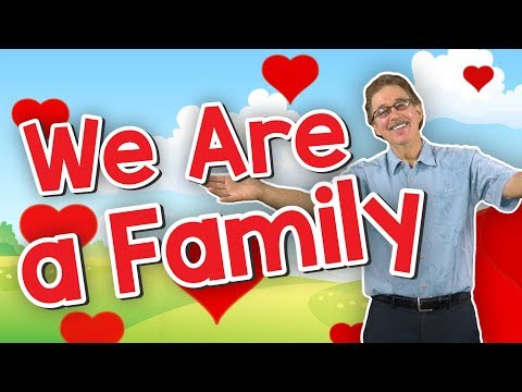 we-are-a-family-|-jack-hartmann