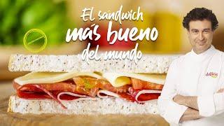 El Sandwich más bueno del mundo by Delikia