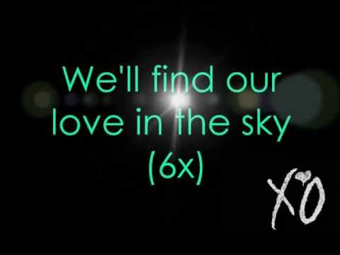 The Weeknd - Love In the Sky lyrics