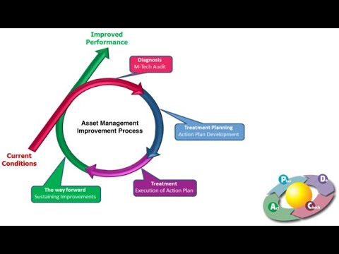Achieving Excellent Results In Asset Management Organisations