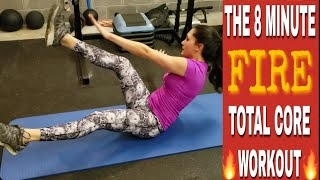 8 MINUTE ABS BURN DOWN! - PURPOSE DRIVEN FITNESS