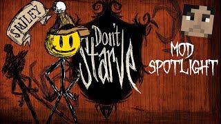 Don't Starve Mod Spotlight: Smiley The Stickman