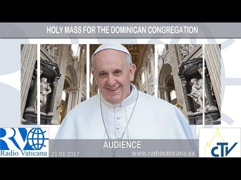 21.01.2017 Messe pour le 8ème Centenaire des Dominicains