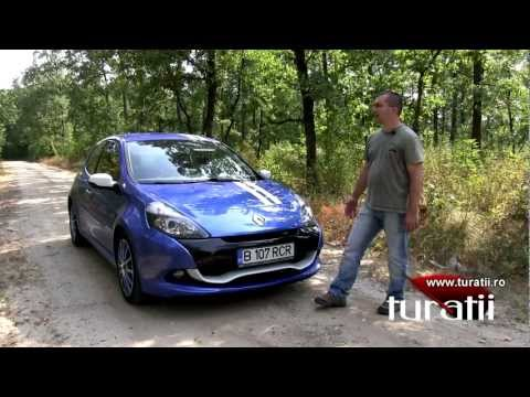 Renault Clio RS Gordini 2,0l 16V explicit video 1 of 3
