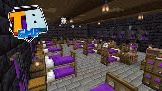 The Village In A Box! And Castle Progress! - Truly Bedrock - S02 E19
