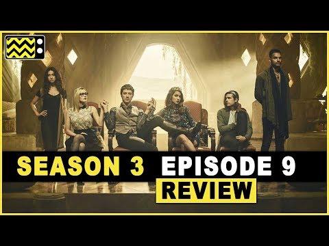 The Magicians Season 3 Episode 9 Review & Reaction | AfterBuzz TV