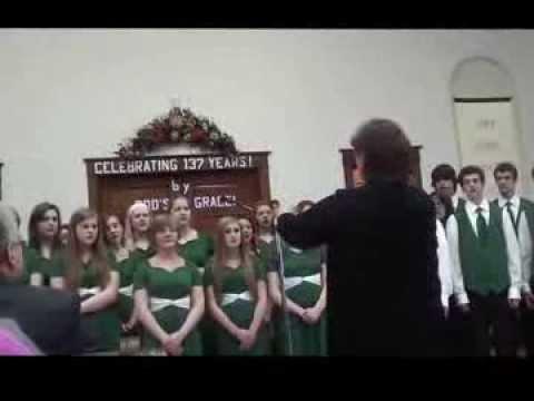 Portland Christian School Chorus