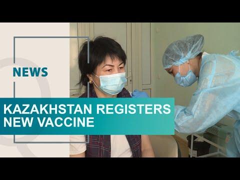 Kazakhstan registers new vaccine. Qazaq TV News