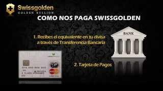 Presentación de Swissgolden en español - Negocio de Inversión en Oro a RIESGO CERO, Tienda Online