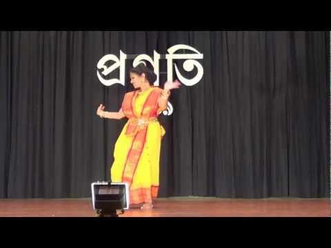 Banshi Shune r kaj nai - Dance - Pragati 2012