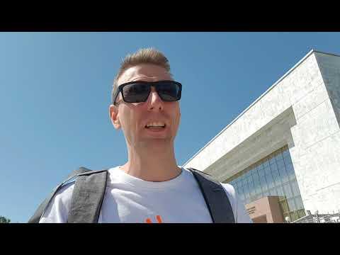 BISHKEK, KYRGYZSTAN 2018: Backpacking Kyrgyzstan (Бишке́к)