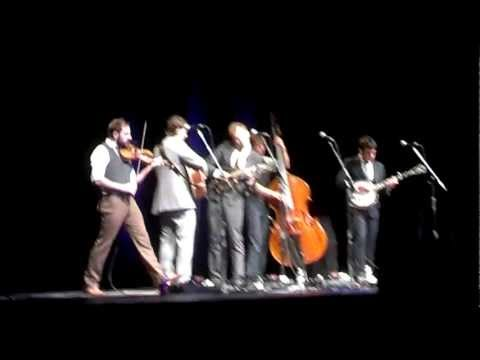 Flippen punch brothers at the uconn jorgensen clip 1