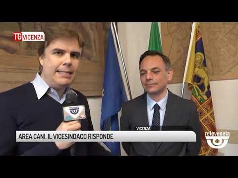 TG VICENZA (23/04/2019) - AREA CANI, IL VICESINDAC...
