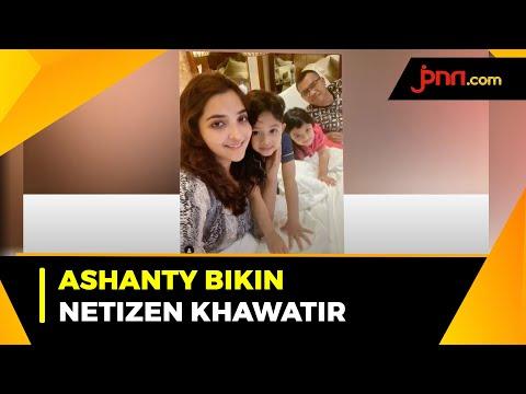 Wajah Terlihat Lelah & Pucat Jadi Sorotan, Ashanty Bikin Netizen Khawatir