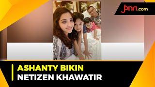 Wajah Terlihat Lelah & Pucat Jadi Sorotan, Ashanty Bikin Netizen Khawatir - JPNN.com