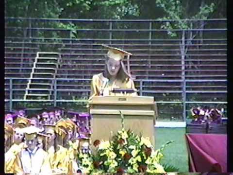 Shepherd Hill Regional High School Graduation 1995
