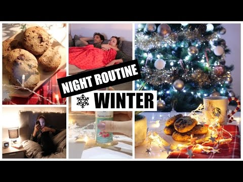 night-routine---winter-edition-❄️