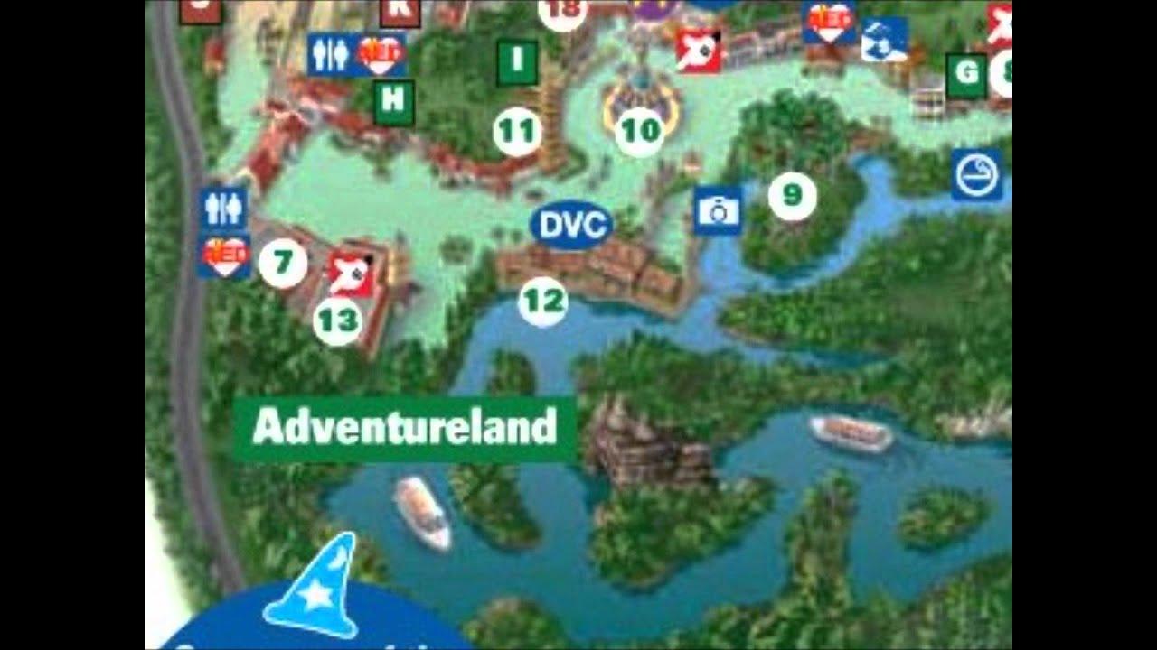 Adventureland interactive map disney world youtube gumiabroncs Image collections