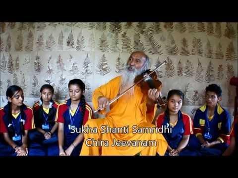 Spiritual Birthday Song by Swami Chandresh