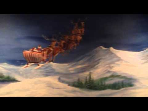 Merry Christmas! Dept 56 Polar Express Train Room