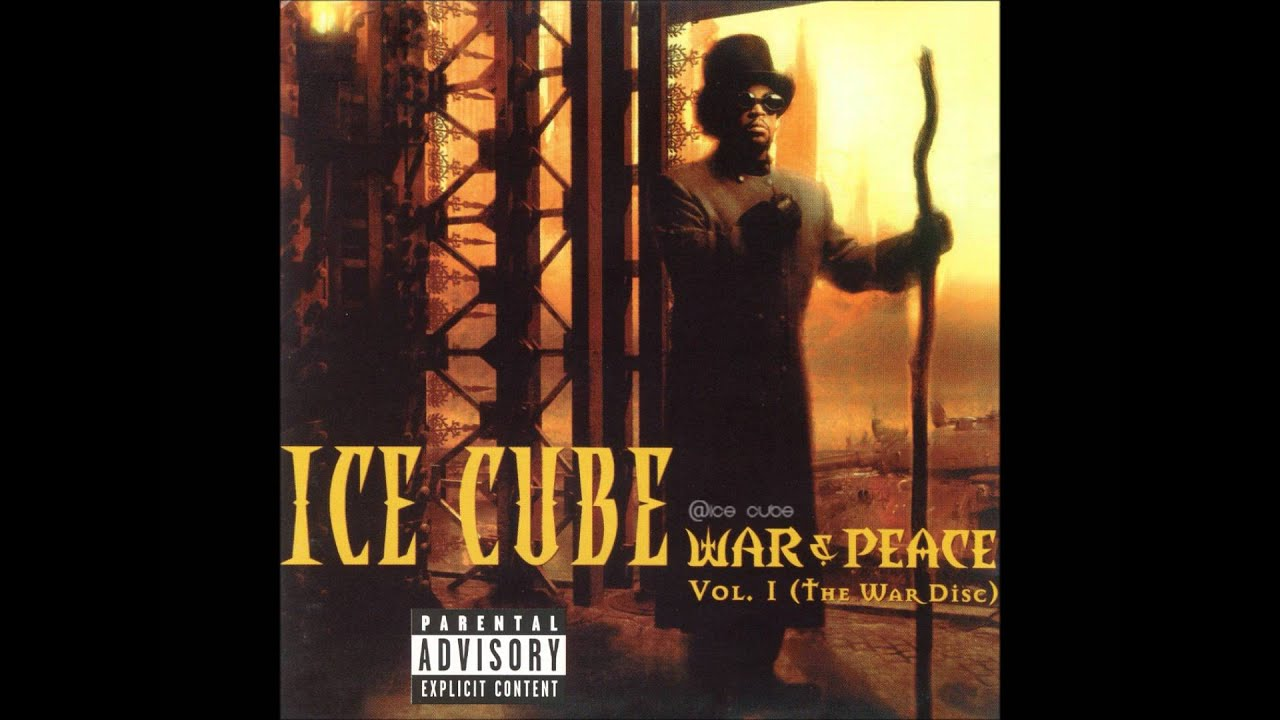 01. Ice Cube - Ask about Me