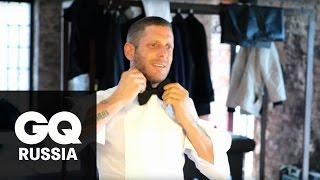 Татуировки миллиардера: владелец Fiat Лапо Элканн позирует для GQ