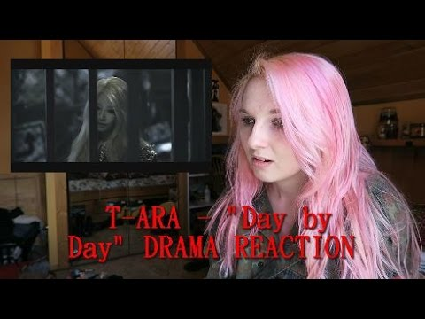 """T-ARA - """"Day by Day"""" (drama ver.) *TBT REACTION*"""
