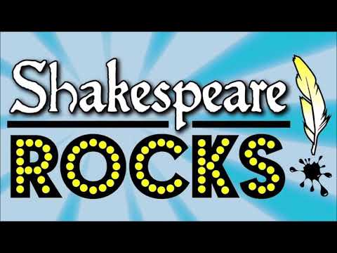 La musica mas priti del mundo shakespeare rocks
