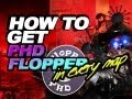 BLACK OPS 2: HOW TO GET PHD FLOPPER IN BURIED (PARODY)