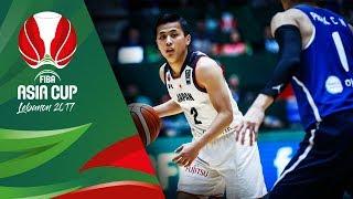 Top 10 Plays - FIBA Asia Cup 2017
