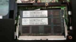 Compaq Presario V6000 Hard Drive Install & Test
