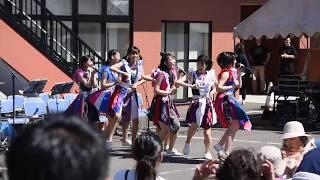 2018年9月1日 アンデルセン福祉村で行われたグル祭りでのミルクス本物の...