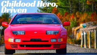 1996 Nissan 300ZX Twin Turbo Test Drive (in 2018!)
