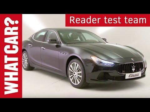 What Car? readers preview the 2014 Maserati Ghibli